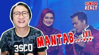 Download lagu KISAH KU INGINKAN - Dato Sri Siti Nurhaliza Feat Alif Satar FINAL BIG STAGE #INDOREACT