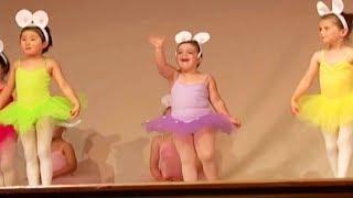 Funny ballerina kids fails - Cuteness Overload!