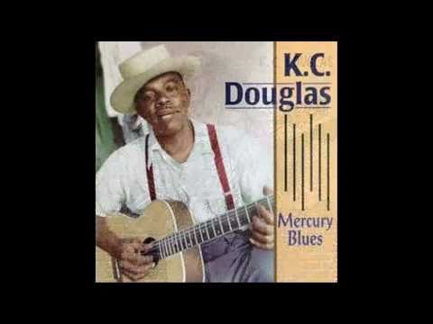 K.C. Douglas - Mercury Blues (1952)