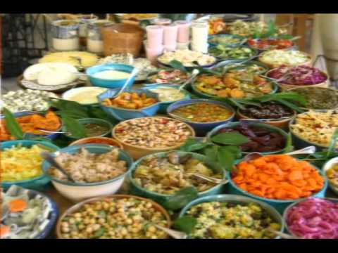 Arabic food and cuisine youtube for Arabic cuisine menu