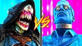 TOP 5 BOSS FIGHTS IN CALL OF DUTY ZOMBIES!