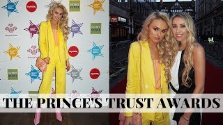 London Vlog // The Prince's Trust Awards // TOM HARDY 😍