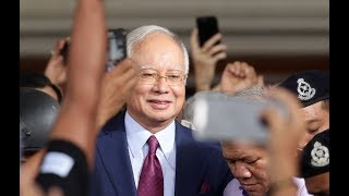 Najib: I believe in my innocence and this is the best time to clear my name