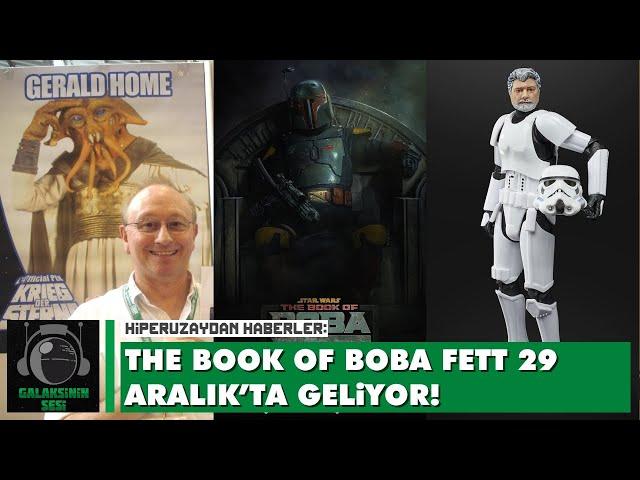 09-10-2021 /// The Book of Boba Fett 29 Aralık'ta Geliyor!