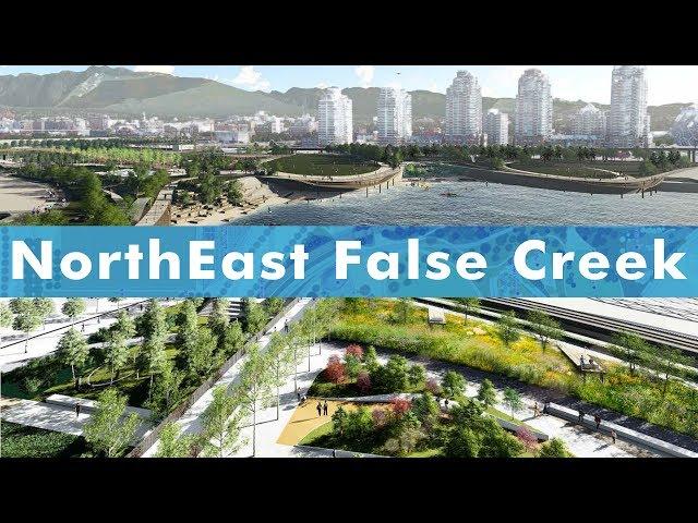 North-East False Creek Part1: The Plan & Park