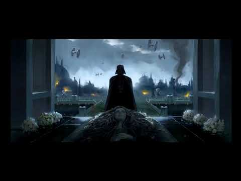 Orchestra Darth Vader Sad Theme New version