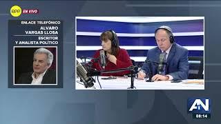 """Álvaro Vargas Llosa """"Lo que hizo Toledo no tiene nombre"""""""