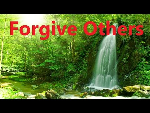 Forgive Others - Let Go Of Grudges Free Yourself Of Negativity | Subliminal Meditation