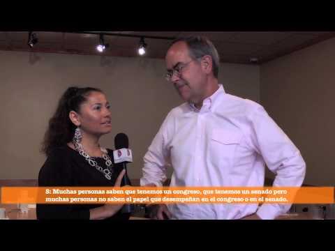 Tertulia   Interview to Jim Cooper