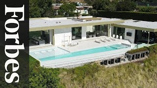 This Ultra-Modern Home In Beverly Hills' 'Billionaire's Row' | Forbes