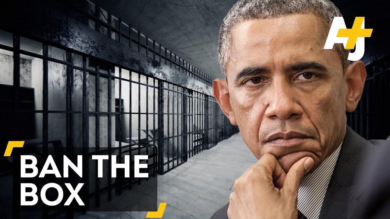 Obama Announces Plan To Ban The Box - YouTube