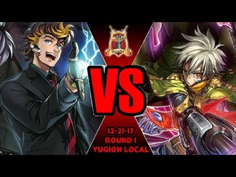 Spyrals Vs Magical Musketeers - Yugioh Gauntlet Local Tournament 12-21-17 R1