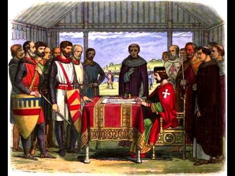 Historian Webster Tarpley talks about the fraud of Magna Carta