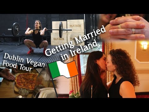 Dublin Vegan Food Tour | Getting Married in Ireland