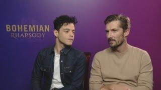 "Rami Malek resucita a Freddie Mercury en ""Bohemian Rhapsody"", biopic de Queen"