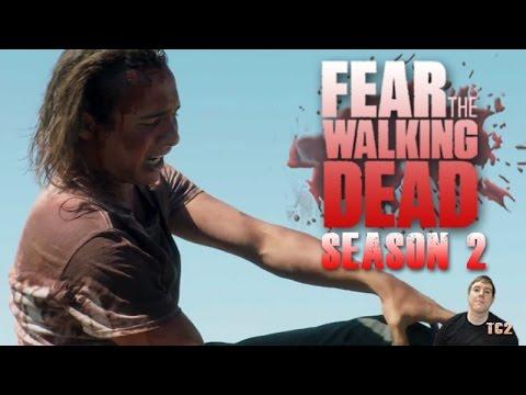 fear the walking dead season 2 stream