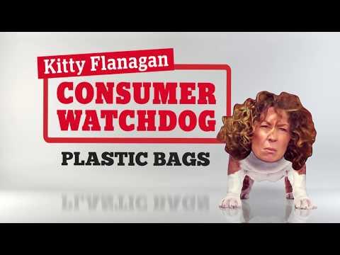 Plastic Bag Ban: Kitty Flanagan