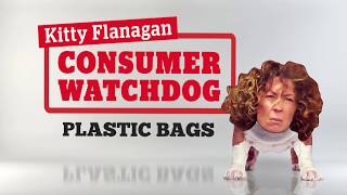 Plastic Bag Ban: Kitty Flanagan