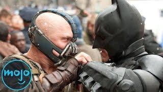 Top 10 Batman Fights