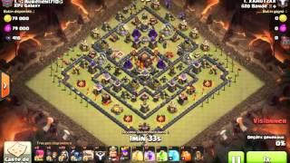 Hdv 10 gdc clash of clans