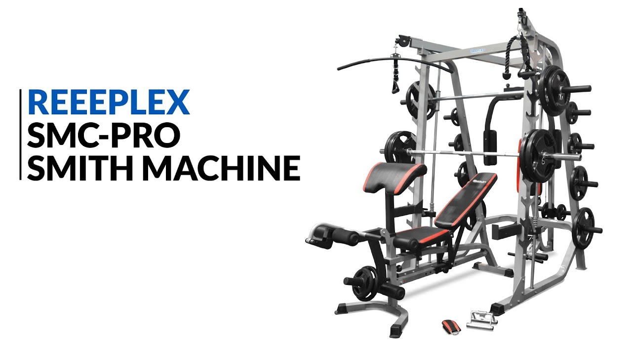 Functional Trainer / Cable Crossover Smith Machine Reeplex