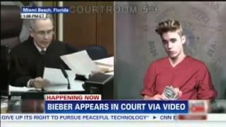 Justin Bieber vor Gericht! Voll genial