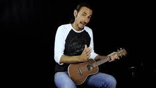 Say You Wont Let Go ukulele tutorial - chords and strumming Mp3
