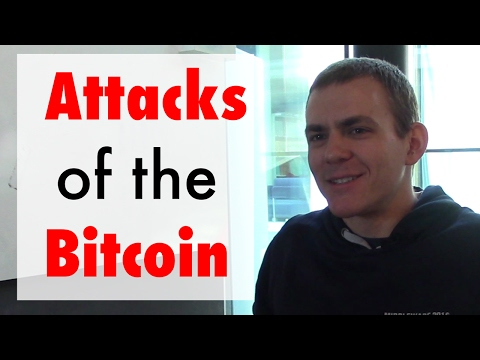 Attacks of the Bitcoin Protocol (ft. Matej Pavlovic)