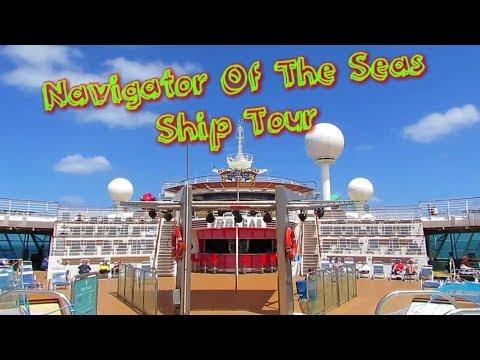 Navigator Of The Seas ~ Ship Tour