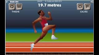 QWOP Speedrun 1:35.210