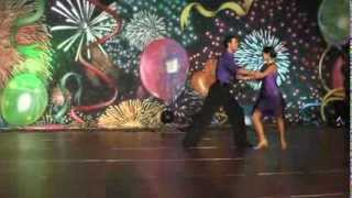 Rachel's 2014 Salsa dance performance