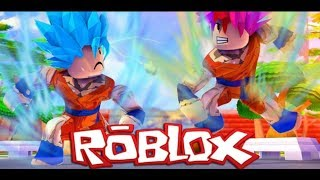 CrazyCraft SSJG vs Crack tv SSJB(KK10) rabbia della sfera del drago Roblox