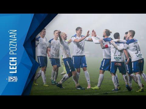 Pierwszy mecz trenera Nawałki w Poznaniu, ważne zwycięstwo! Kulisy meczu: Lech - Śląsk 2:0