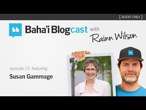 Baha'i Blogcast with Rainn Wilson -...
