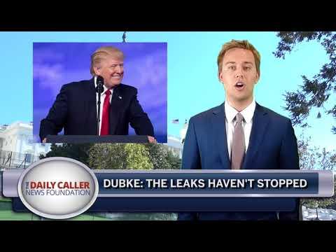 Dubke: The Leaks Aren