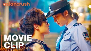 I have to arrest my crush to get his attention | Clip from