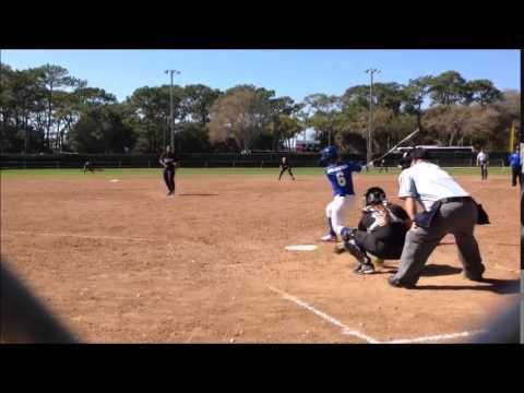 Amanda Chambers - Pitching - Saint Petersburg JUCO In FL