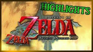HIGHLIGHTS: Let's Play Legend of Zelda: Twilight Princess HD