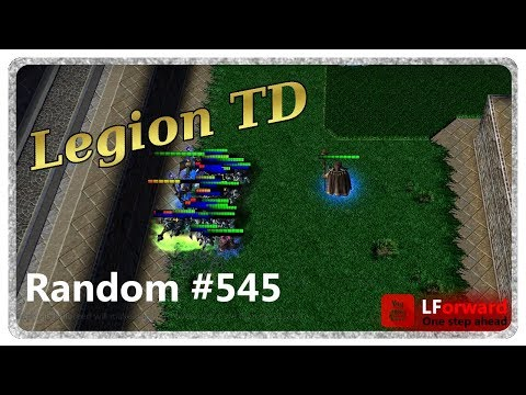 Legion TD Random #545 | Slow Game - High Pressure