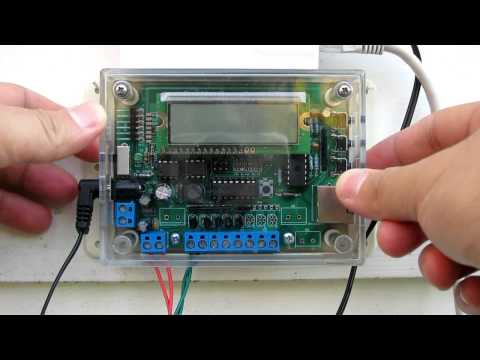 Arduino Solenoid Tutorial - Buttons Demo - RobotGeek