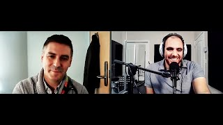 The Backstage Podcast - Episode #37: Dr. Christos Karatzios