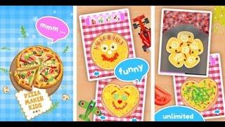 видео Скачать Pizza Maker Kids: Cooking Game 1.34 на Android