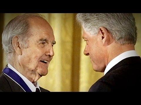 Former Senator George McGovern Dies