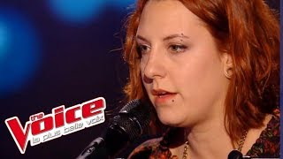 Zazie – Je ne sais pas | Jessanna Nemitz | The Voice France 2016 | Blind Audition