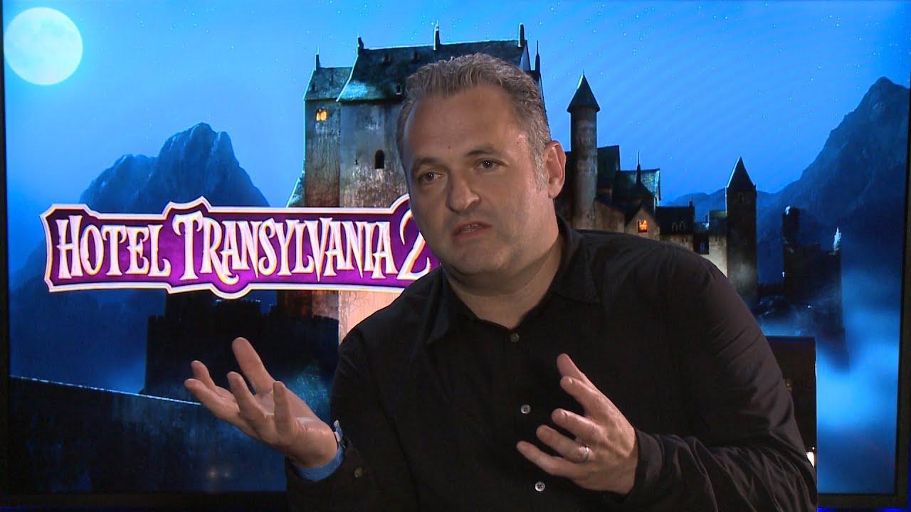 Genndy Tartakovsky Hotel Transylvania 2