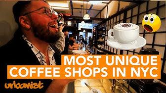 Best New York City Coffee Shops