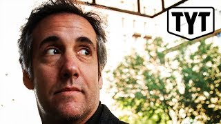Mueller Finds Half A Million More Reasons For Cohen To Flip On Trump
