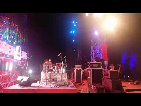 150906 Sheila On 7 - Brian Solo Drum [Live @ Soundrenaline Bali 2015]