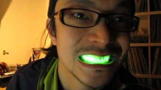 led in my mouth -test3 (Daito Manabe + Motoi Ishibashi)