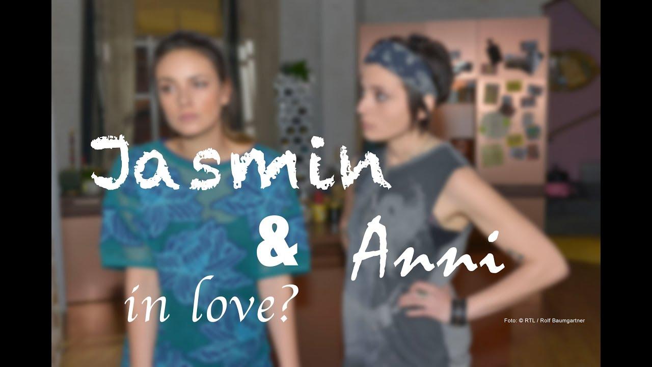 Gzsz Lovestory Jasmin Anni Trennung Oder Liebe Youtube